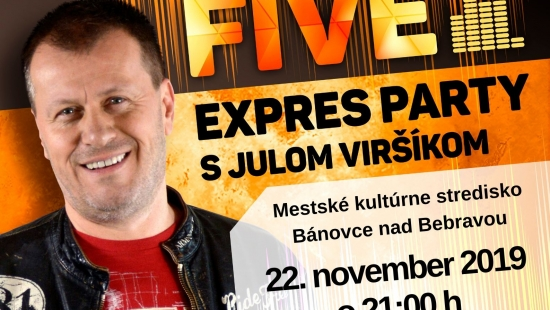 Twentyfive Expres Oldies Party